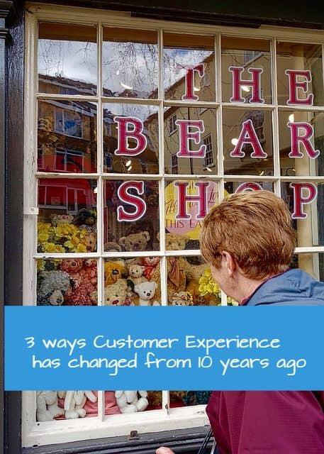 3 ways Customer Experience
