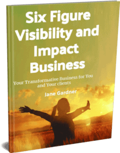 Six figure Visibility and Impact Business for You